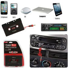 In Car Audio Tape Cassette To Jack AUX For iPod MP3 iPhone Converter Adapter New