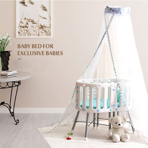 Brand New Baby Bassinet With Baby Mat