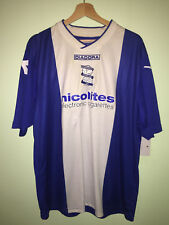 Birmingham City FC 2013/2014 home football shirt size 2XL