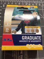 Oyo Sports Minifigure University Mississippi Ole Miss Graduate Alum Lego Female