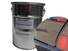 0,5 Liter 1K Autolack Kunstharz VW L041 Tiefschwarz kein Klarlack Lackpoint !