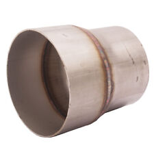 "3"" OD To 3.5"" OD Weldable Turbo/Exhaust Stainless Steel Reducer Adapter Pipe"