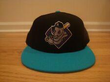 VTG River City Ramblers Ebbets Field Flannels 7 3/4 hat cap 90s Minor League NWT