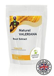 Valeriana 150mg Root Extract Tablets Healthy Mood