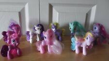 Hasbro MY LITTLE PONY Ponies LOT OF 8