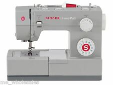 Singer Sewing Machine Professional 2 Heavy Duty Extra High Speed Metal Frame SET