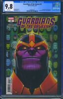 Guardians of the Galaxy 2 (Marvel) CGC 9.8 White Pages 1st App Dark Guardians
