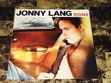 Jonny Lang Signed Autographed Limited Edition Vinyl Record Signs COA Photo Proof