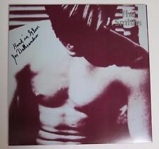 """Joe Dallesandro THE SMITHS Signed Autograph """"The Smiths S/T"""" Album Vinyl LP"""