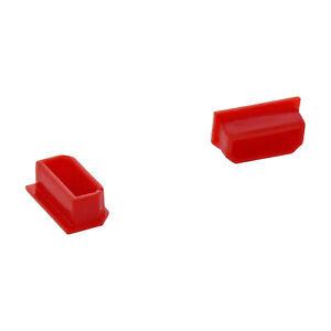 Link port Dust Cap Cover for Game Boy DMG-01 - Red   ZedLabz