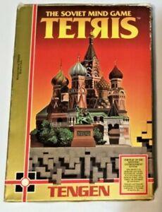 Tetris Tengen CIB