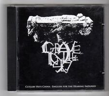 (GZ804) Grave In The Sky, Cutlery Hits China - 2007 CD
