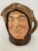 Royal Doulton Character Jug Friar Tuck D6321 Large Mug Toby