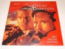 LaserDisc ~ The Ghost and the Darkness ~ Michael Douglas / Val Kilmer ~ NTSC