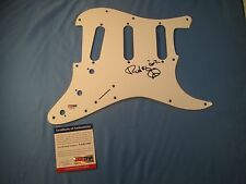 Sixto Rodriguez Signed Electric Guitar Pickguard PSA DNA COA Autograph Sugar Man