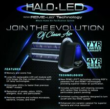REME HALO-LED™ Whole Home In-Duct Air Purifier  NEW and SEALED with transformer