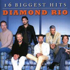 Diamond Rio - 16 Biggest Hits [New CD]