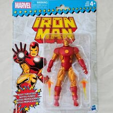 IRON MAN Marvel Legends Super Heroes Vintage RETRO Carded 6-Inch Action Figure