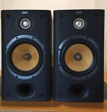 B&W DM601 S3 Speakers Made in England - Great Condition And Sound Quality