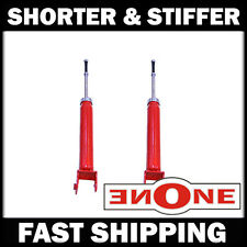 Mookeeh MK1 Stiff Shorter Rear Shocks Struts For Lowered Vehicles GS126 G35
