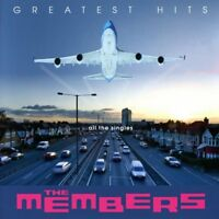 MEMBERS - GREATEST HITS-ALL THE SINGLES   CD NEW!