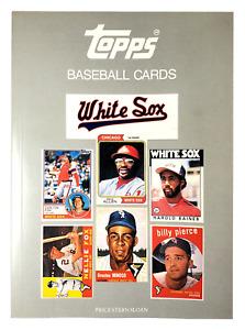 Chicago White Sox Topps Baseball Card Guide 1989