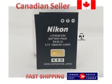 Nikon 25780 EN-EL12 Coolpix S1000pj S640 S6000 Rechargeable Li-ion Battery