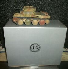 THOMAS GUNN ww2  SDKFZ 140 NORMANDY GERMAN  TANK MILITARY VEHICLE MIB