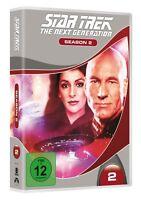 Star Trek - The Next Generation TNG Staffel 2 [6x DVD] *NEU*