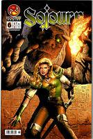 SOJOURN Nr. 6 - CrossGeneration Comics Deutschland (2003-2005)