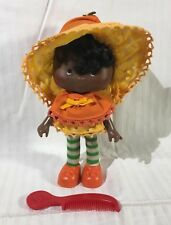 Vintage Strawberry Shortcake Orange Blossom Doll Kenner