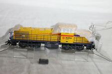 Märklin 37658 H0 Locomotive de travaux, type MaK 1206 «Carin  digital   neuf