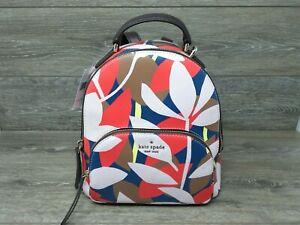 Kate Spade Jackson Tropical Toss Backpack