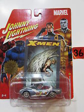 JOHNNY  LIGHTNING  MARVEL X-MEN #06 ANGEL 1967 TOYOTA 2000 GT