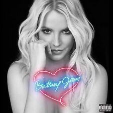 BRITNEY SPEARS - BRITNEY JEAN: DELUXE EDITION CD ALBUM (December 2nd, 2013)