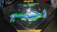 1.24 ONYX F1 BENETTON FORD B 193B J.J LEHTO #6 1994 TEST CAR  OLD SHOP STOCK