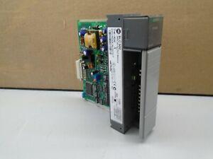 1746-NO4V  Allen Bradley SLC 500 Analog Voltage Output Module 1746-N04V  W134