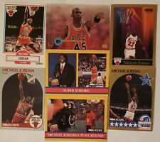1990-91 Fleer MICHAEL JORDAN, 1990 Skybox, 1990-91 Hoops, GOAT lot 7 PSA Ready🔥