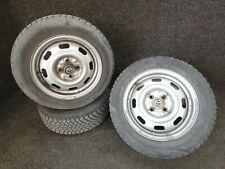 Original Mazda MX 5 NA 4x100 14x5,5 Y2399 MX5 Winterreifen Stahlfelgen MX5