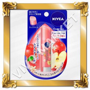 Japan Nivea Flavor Lip Delicious Drop Apple Fragrance 3.5g FS