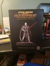"Star Wars The Old Republic Exclusive Gentle Giant Darth Malgus 9"" Statue"