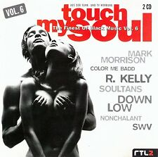 TOUCH MY SOUL - THE FINEST OF BLACK MUSIC VOL. 6 / 2 CD-SET (BMG ARIOLA 1996)