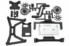 New RPM Traxxas Slash 4x4 No Clip Body Mount System 70920