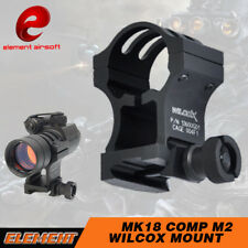 Tactical Scope Mount MK18 compM2 wilcox Hunting Sight mount Picatinny Adapter
