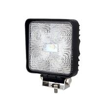Durite 12 / 24 Volt 5 x 3W Square LED Work Flood Lamp Light 975 Lumen 0-420-44