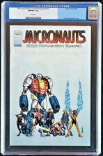 Micronauts 2002 Convention Special #NN - Image Comics - CGC 9.8