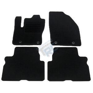 Para Ford Focus C-Max 2003-2011 Totalmente a Medida Coche De 4 piezas de goma Mat Set