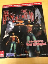 The House of the Dead 2 Dream Cast Strategy Guide