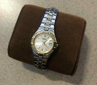 Seiko Ladies 7N82-0DT0 Stainless Steel Watch