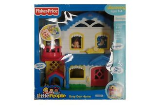 Fisher-Price Little People Busy Day Home